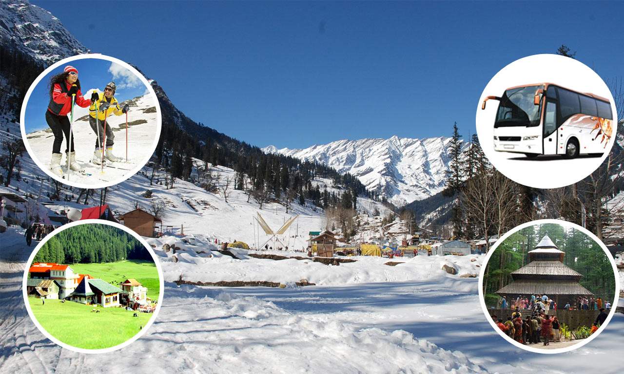 Manali Car Tour Packages
